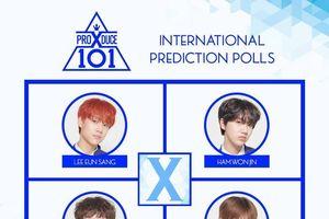 Chung kết 'Produce X 101': Đây là 11 thực tập sinh dự được debut do fan quốc tế bình chọn