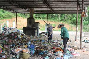 Điện Biên: Khó xử lý chất thải rắn trong sinh hoạt