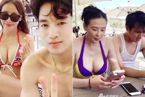 Nhan sắc của các người đẹp châu Á lấy chồng 'đáng tuổi cháu'