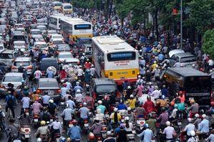 Dân số sức ép lên môi trường