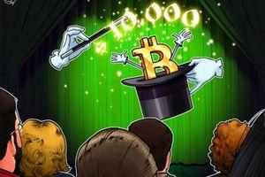 Giá tiền ảo hôm nay (19/7): Giá Bitcoin tăng 700 USD chỉ sau một câu nói