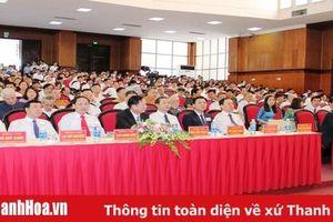 Phát huy sức mạnh đại đoàn kết toàn dân, quyết tâm xây dựng Thanh Hóa sớm trở thành tỉnh công nghiệp theo hướng hiện đại