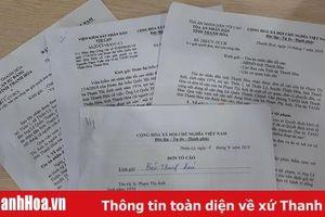 TAND tỉnh Thanh Hóa trả lời đơn của bà Phạm Thị Ánh tố cáo ông Lê Quốc Thành