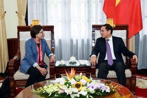 Đẩy mạnh hợp tác giữa Việt Nam và Ban Thư ký APEC