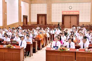 Kiên Giang sắp xếp các đơn vị hành chính cấp huyện và cấp xã