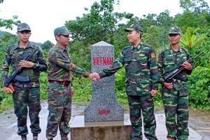 Giao lưu hữu nghị biên giới Việt-Lào: Sẽ tuần tra song phương