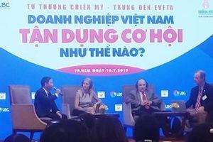 Chú trọng tăng sản phẩm 'Made by Vietnam'