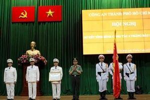 Công an TP Hồ Chí Minh sơ kết công tác 6 tháng đầu năm 2019