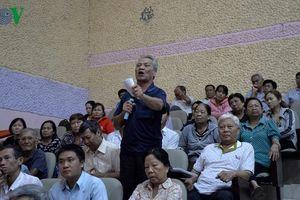 Quận 2 gặp trực tiếp từng hộ dân trong khu 4,3 ha KĐT mới Thủ Thiêm