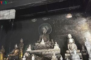 Cháy chùa Tà Bết ở Kiên Giang, nhiều tài sản bị thiêu rụi