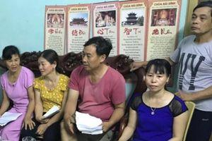Quỳnh Phụ (Thái Bình): Huy động tiền của nông dân rồi tuyên bố vỡ nợ