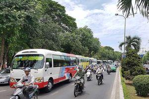 Đà Nẵng cấm xe trên 30 chỗ vào trung tâm theo giờ
