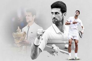 Novak Djokovic - bom đạn, kẻ phản diện và số một thế giới