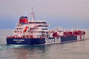 Iran bắt tàu chở dầu, Anh, Mỹ phẫn nộ