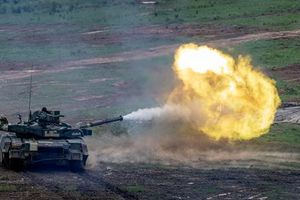 Tăng T-84 Oplot thực sự mạnh hơn T-90SM?