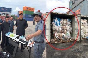 Campuchia xử lý công ty Trung Quốc nhập rác nhựa trái phép
