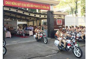 TP Hồ Chí Minh tập trung kiểm tra ô-tô chở khách, container và xe mô-tô