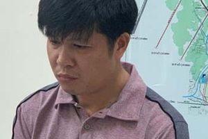 Đình chỉ công tác Phó giám đốc Ban Giải phóng mặt bằng TP Thanh Hóa