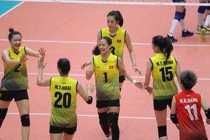 Bóng chuyền U23 Việt Nam tái lập kỳ tích ở Cúp châu Á