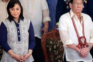 Philippines buộc tội phó Tổng thống âm mưu 'nổi loạn'