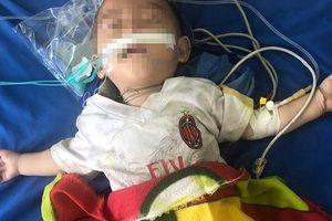 Chữa tiêu chảy bằng thuốc phiện, bé trai 12 tháng tuổi nguy kịch