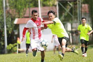 Giải bóng đá Đoàn Luật sư TPHCM mở rộng lần 3