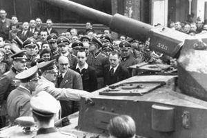 Giải mã dự án siêu vũ khí tham vọng ngút trời của Hitler