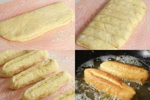 Cách làm bánh mì mềm ngon cực đỉnh không cần lò nướng