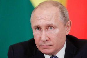 TT Putin lo ngại về cuộc đối đầu giữa Mỹ và Iran