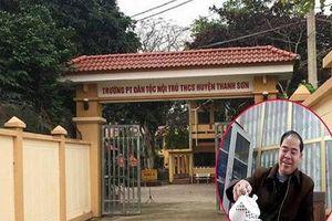 Vụ hiệu trưởng dâm ô hàng loạt nam sinh ở Phú Thọ: Tòa trả hồ sơ điều tra bổ sung
