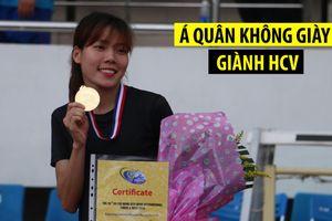 'Á quân không giày' Phạm Thị Huệ xuất sắc vô địch 10.000m
