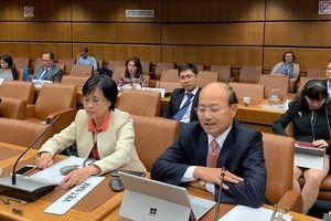 Việt Nam tích cực tham gia tiến trình xây dựng các quy định điều chỉnh hoạt động thương mại quốc tế
