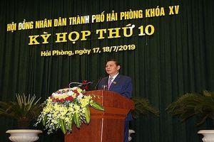 Chủ tịch UBND TP Hải Phòng trả lời chất vấn nhiều kiến nghị 'nóng'