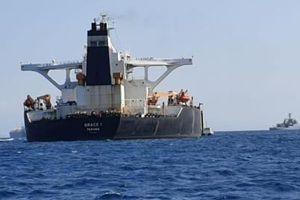 Vì sao Anh chưa vội thả tàu chở dầu Iran?