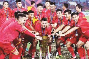 Bóng đá Việt Nam tại vòng loại World Cup 2022: Đầu đã xuôi...