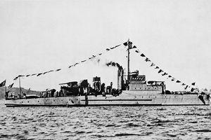 Tìm thấy tàu chiến Mỹ cuối cùng bị Đức bắn chìm trong Thế chiến 2
