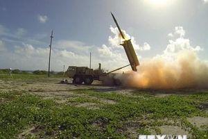 Lockheed trúng thầu hợp đồng cung cấp THAAD cho Saudi Arabia