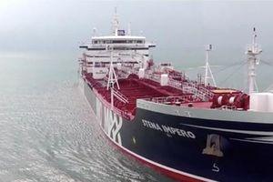 Iran khẳng định quyết định đúng đắn khi bắt giữ tàu treo cờ Anh