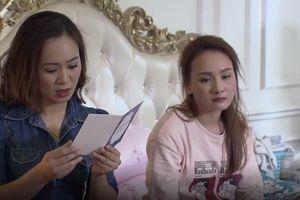 Diễn viên đóng vai Linh trong Về nhà đi con: 'Đoạn giật tóc Quỳnh Nga là tôi tự nghĩ ra'
