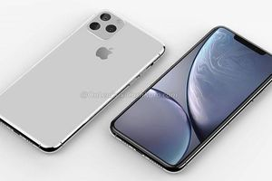 Lộ diện đầy đủ thiết kế iPhone 11, 11 Max và 11R
