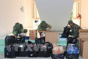 Buôn lậu qua biên giới Việt Nam-Campuchia phức tạp
