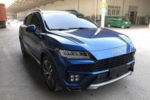 Huansu Hyosow C60 - xe Trung Quốc nhái siêu xe Lamborghini Urus