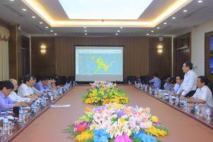 Khảo sát phương án tổng thể sắp xếp các đơn vị hành chính cấp huyện, xã tại Quảng Trị