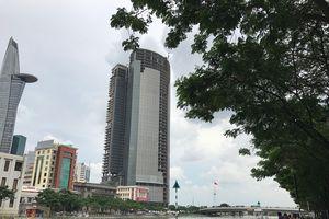 Capella Holdings tiếp tục cơi nới cao ốc The One Saigon dù bị phạt nhiều lần