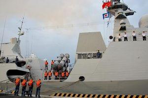 Tàu hộ vệ tên lửa Quang Trung: Loại tàu chiến có khả năng tàng hình