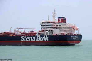 Số phận 23 thủy thủ trên tàu chở dầu Anh vừa bị Iran bắt giữ