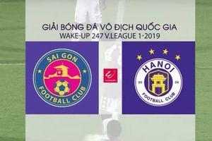 Sài Gòn FC - Hà Nội FC: Đương kim vô địch tìm lại nụ cười?
