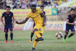 Lý do SLNA chưa giành chiến thắng ở giai đoạn lượt về V-League 2019