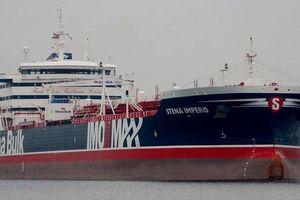 Iran: Tàu chở dầu của Anh không chở bất kỳ hàng hóa nào