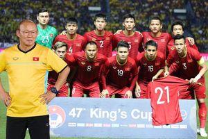 HLV Park Hang Seo giúp bóng đá Việt Nam tạo lịch sử World Cup sau 26 năm?